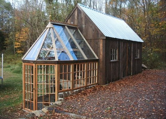 Tiny Green House? No, Tiny Greenhouse.