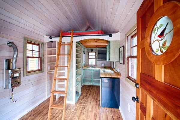 Tiny Home Designs: Meet The Father-And-Son Duo Building Sensible Smaller Homes