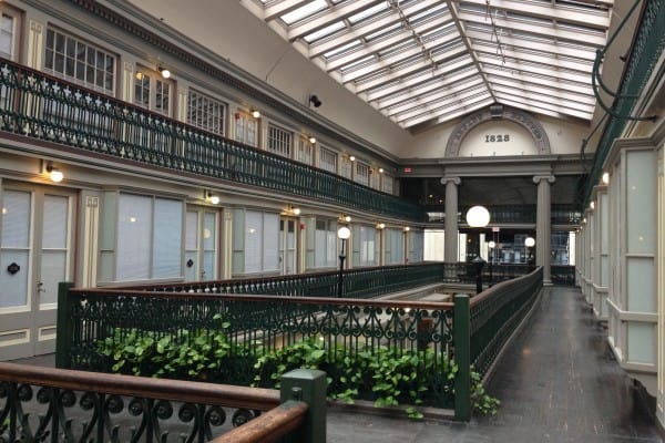How America's Oldest Shopping Mall Transformed Into a Tiny Apartment Haven