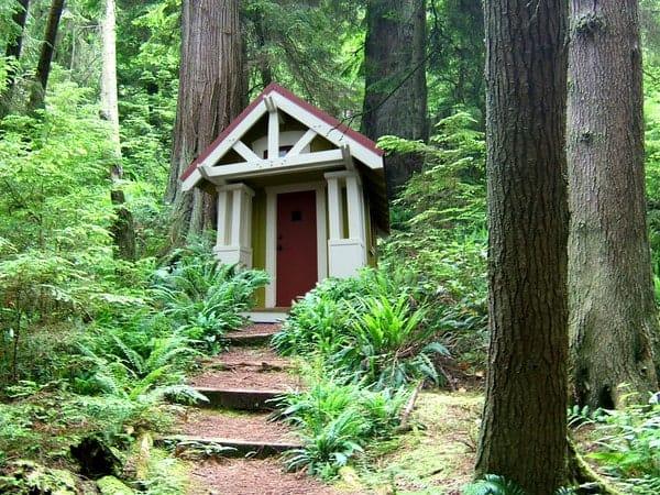 Beavan tiny house design plans