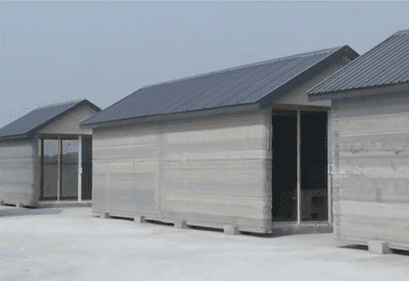 Chinese Printed House