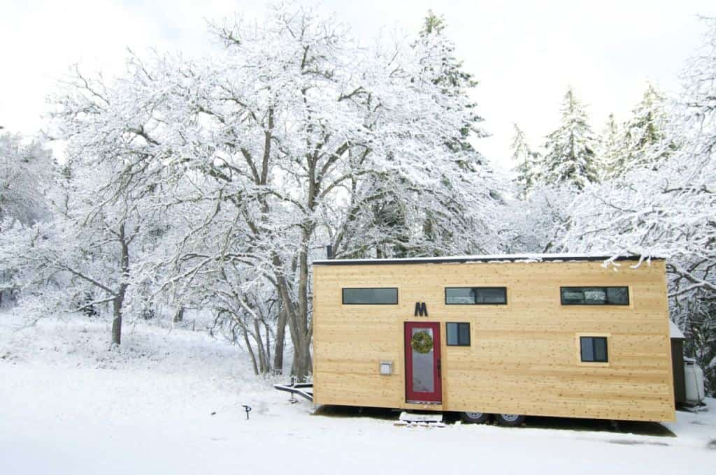 Tiny Home Designs: Couple Trades Mortgage Payments For 207 Sq. Ft. Of Freedom