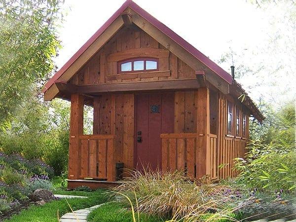 Marmara tiny house plans
