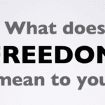 What's Your Definition of Freedom? Adam Baker Explores What it Means to Him in this TED Talk.