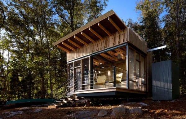 Tennessee Micro Cabin 1