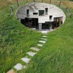 Is This the World's Most Unique Hillside Home?