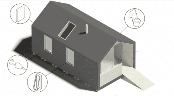 """The """"Wikihouse"""": Overhyped Dream or Viable Living Option for Those in Need?"""
