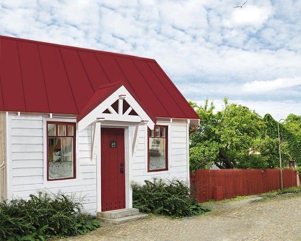 The Zinn tiny house plans