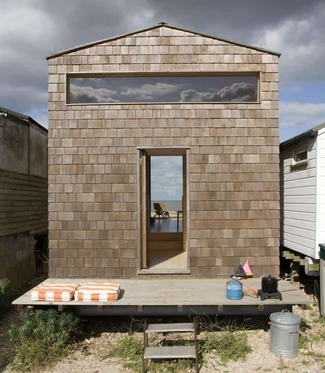Small House On The Beach: Thoreau Would Be Proud Of These Tiny Homes