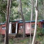 A Sculptor Transformed This Abandoned Railway Carriage Into a Home