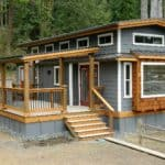 San Juan cottage from West Coast Homes