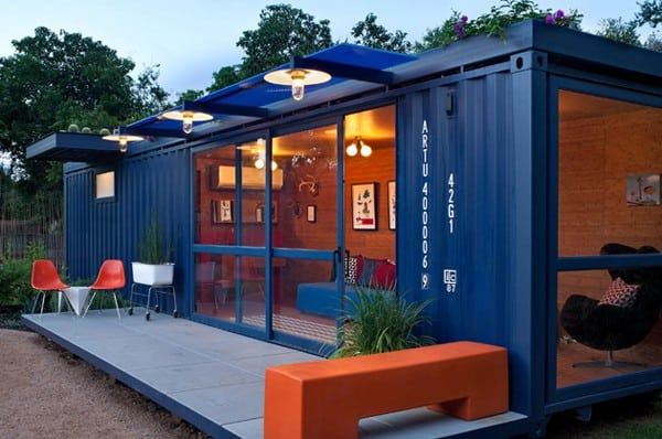 10 Tricked Out Tiny Houses Made From Shipping Containers