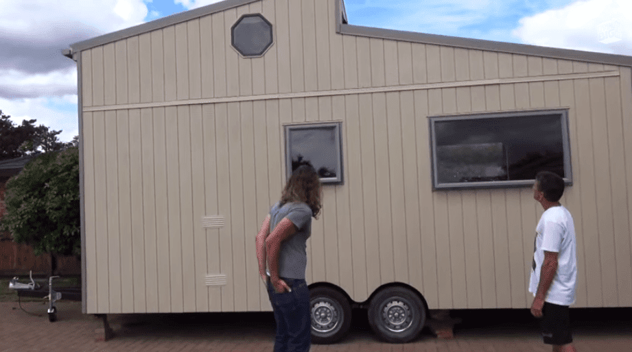 Tiny Home Designs: Tour This Amazing Off Grid, DIY Tiny Mobile Home Built For