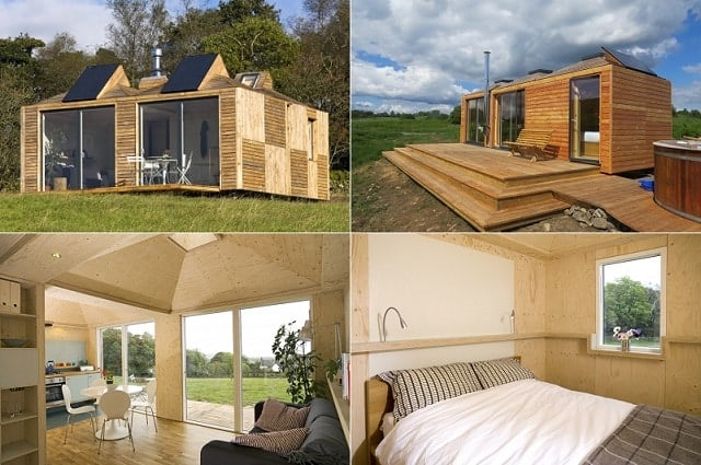Ecopods Offer Simple Stylish Off Grid Living