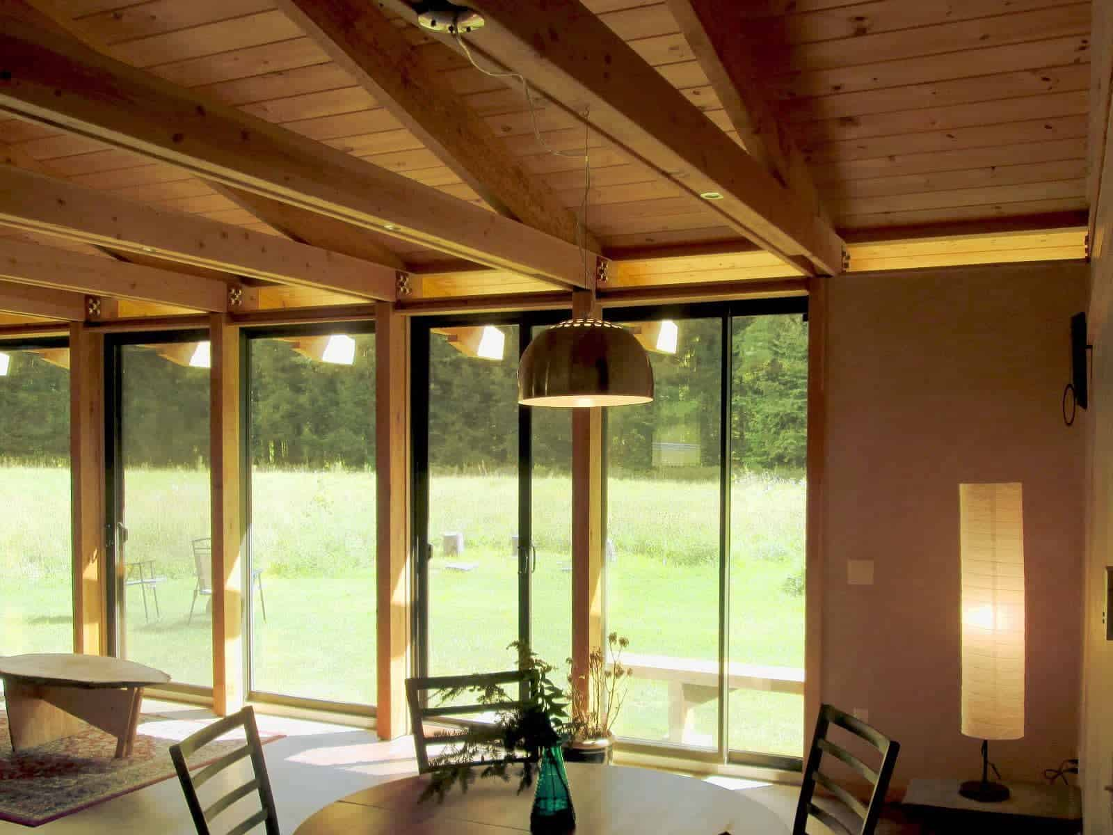 Noble Home Offers Eco Friendly Timber Frame Home Kits