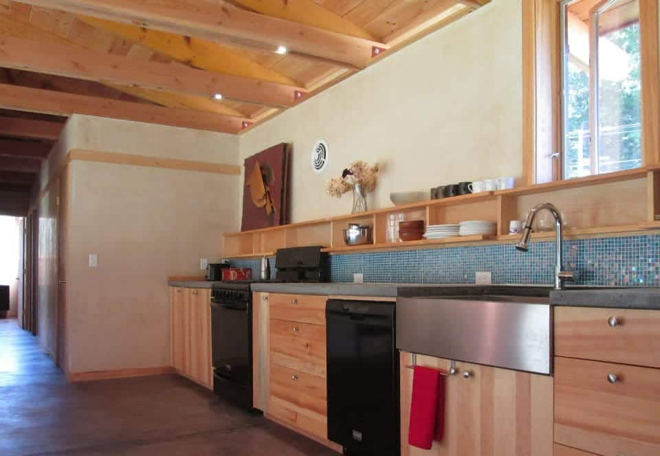 Noble home offers eco friendly timber frame home kits for Eco friendly home kits