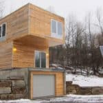 A Beautiful Solution For Shipping Container Homes