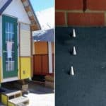 "Some Cities Install Homeless ""Spikes"", Others Build Tiny Housing"