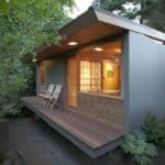 This Gorgeous Zen-Like Tiny House Spans Generations