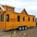 Superb Craftsmanship Defines This 30′ Tiny House on Wheels