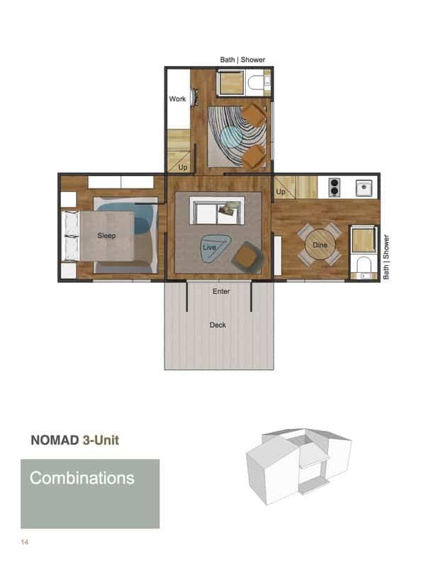 Nomad Micro Homes Promises AffordabilityEasy SetupTiny House