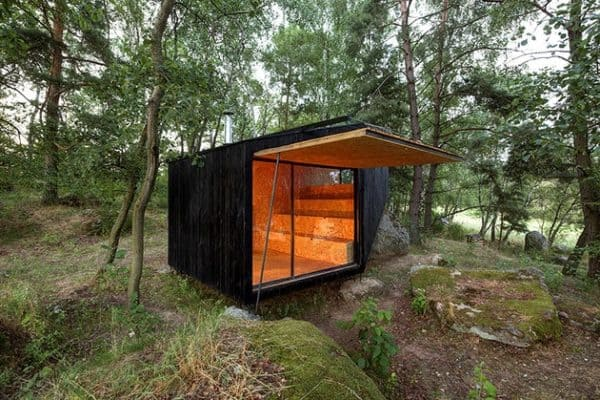 Cute Forest Cabin 2