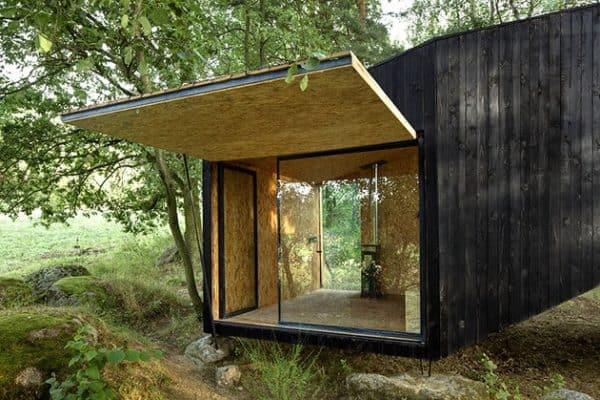 Cute Forest Cabin 3