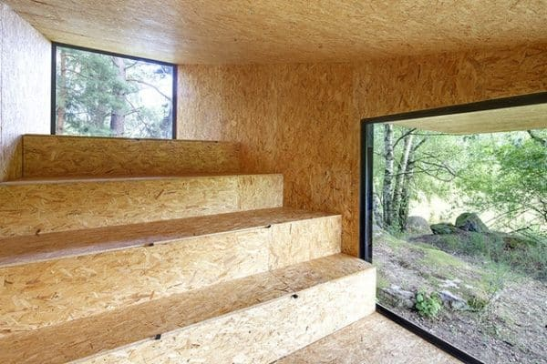Cute Forest Cabin 4