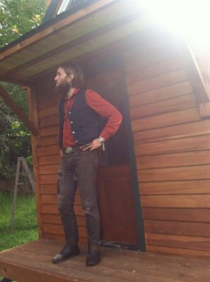 Point Robinson Cabin 4