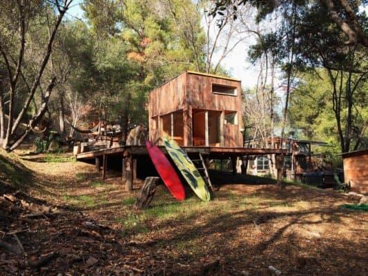 Topanga Cabin 2