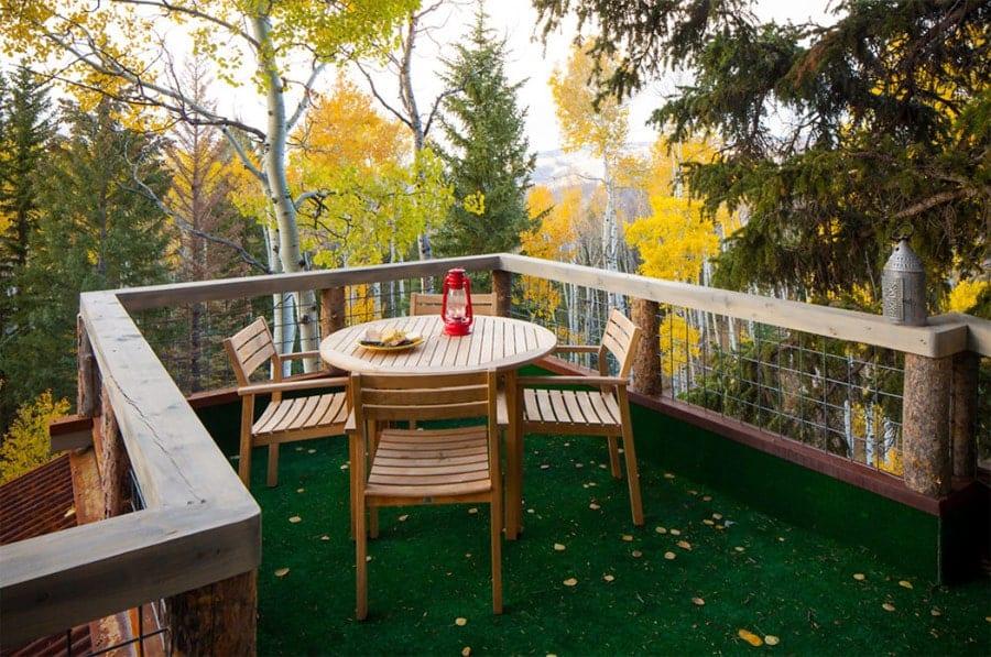 Outdoor Carpet Balcony