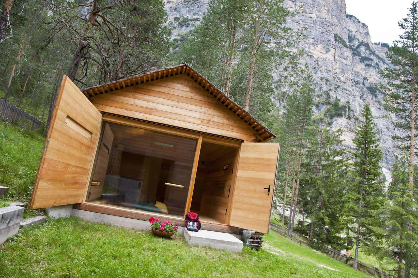 This remote mountain cabin may be tiny but the views for Remote cabin plans