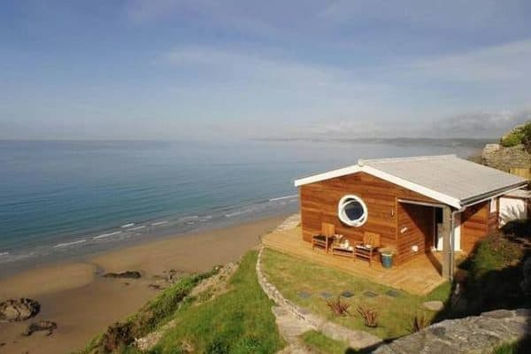 Epic Views Stretch From This Tiny House On A Cliff