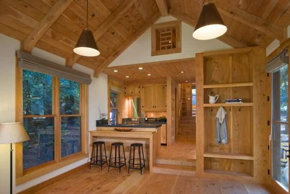 Rustic Reclaimed Cabin 2