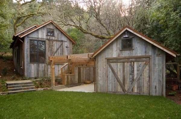 Rustic Reclaimed Cabin 4