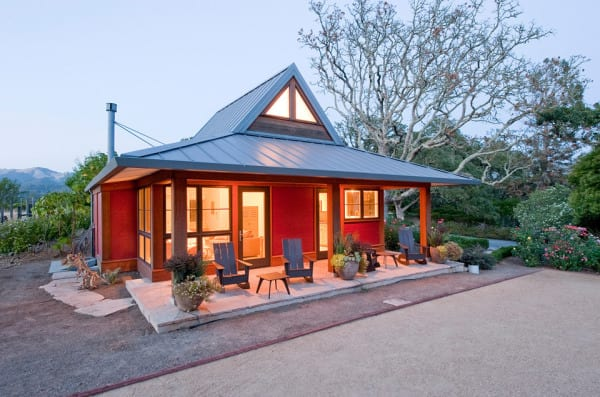 Perfect Little Guest House in Sonoma's Wine Country