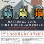 Announcing the National 2015 Tiny House Jamboree