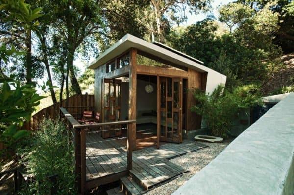 Hayvenhurst Folie Offers Children A Sustainable Backyard Escape