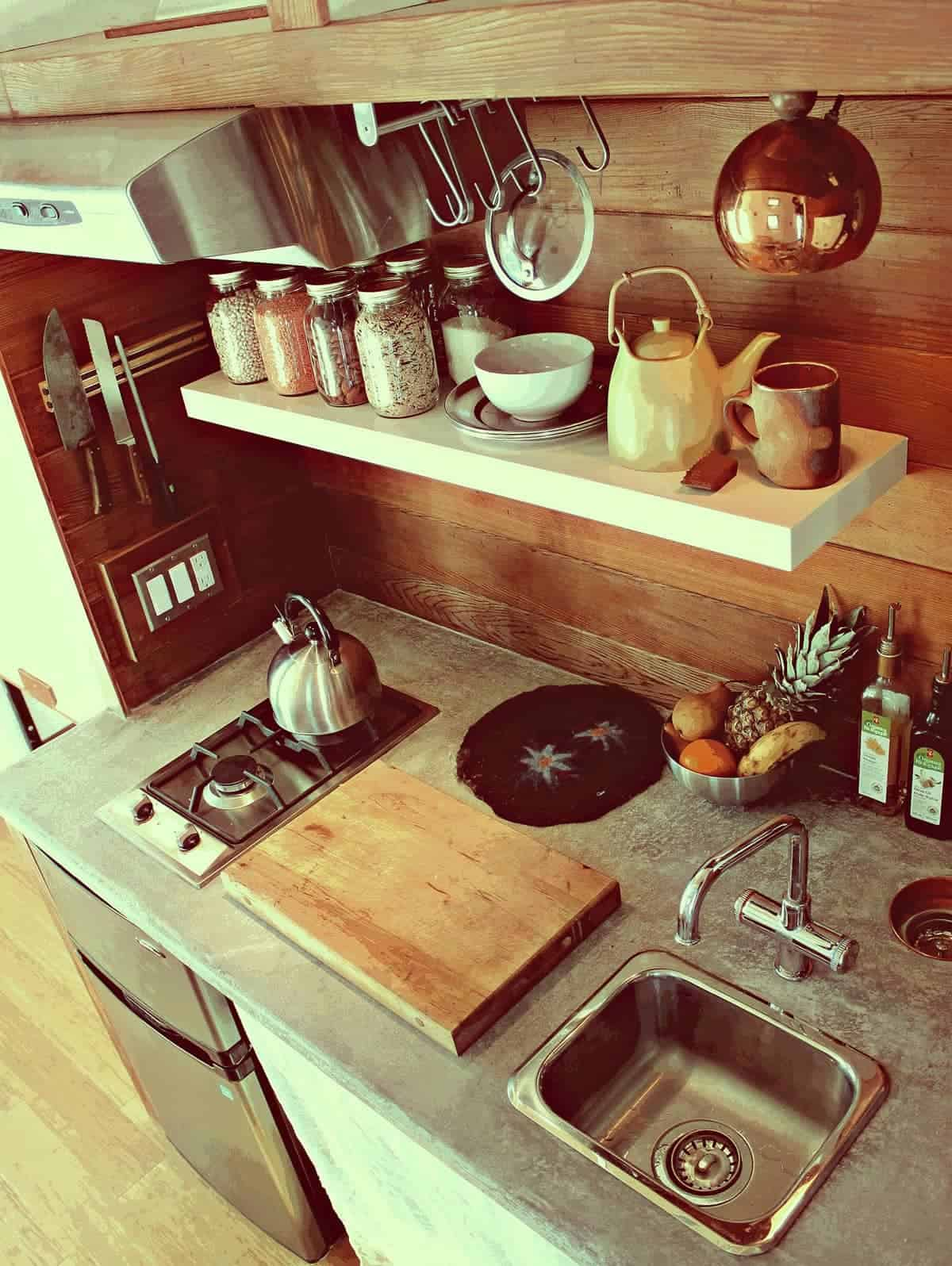 Tiny House Kitchen 13 Tiny House Kitchen Designs We Love Tiny House For Us