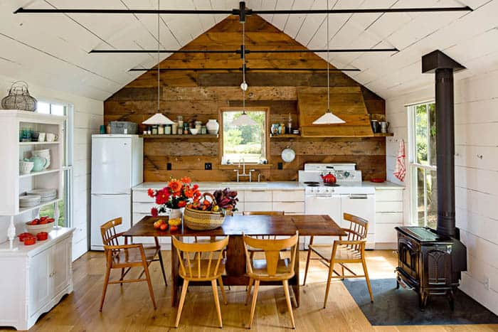Tiny House by Jessica Helgerson - Featured in Martha Stewart Liv