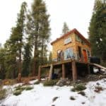 This Couple Built a Cabin to Live Their Mortgage-Free Dream
