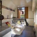 From Crumbling Old Garage To Stylish 320sf Living Space