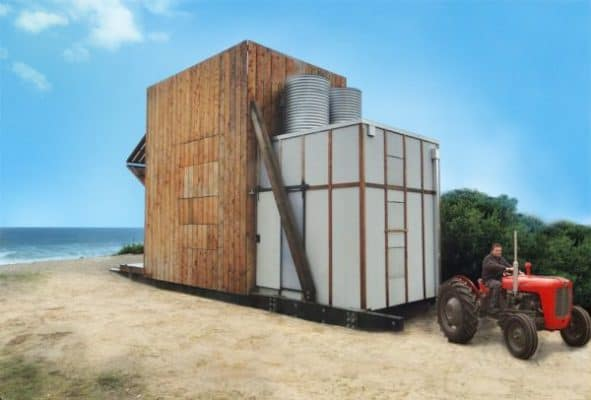 Portable Beach House 3