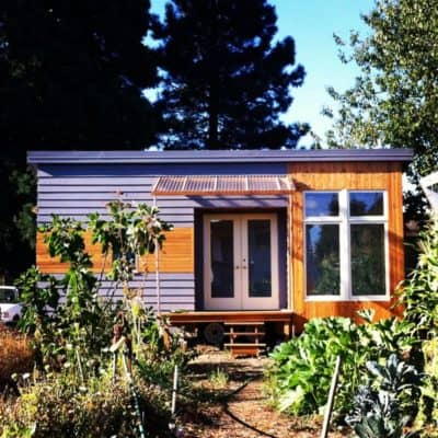 Warm And Inviting Rustic Tiny House You Can Rent