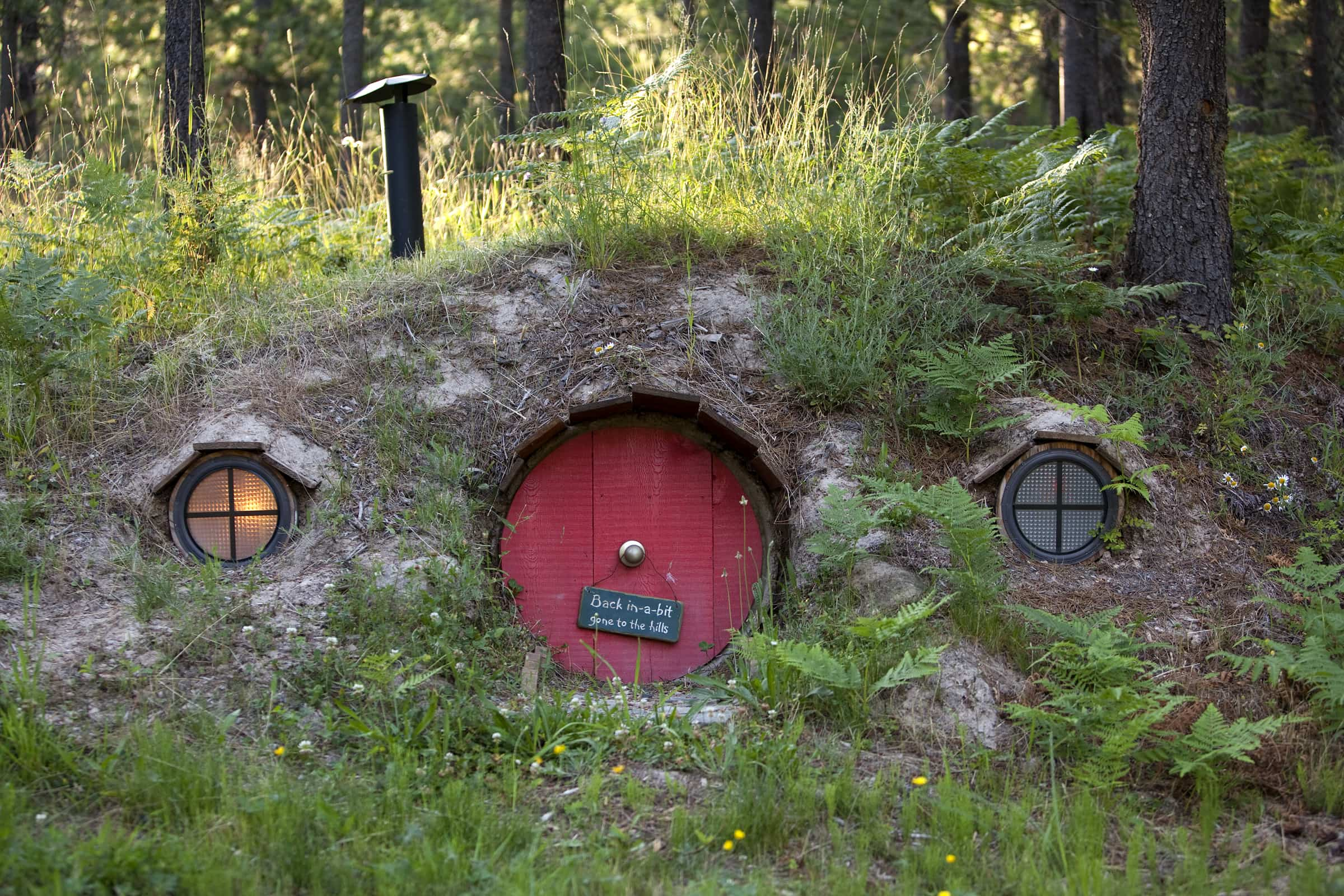 Real Hobbit Shire Discovered In Montana, With Elf Villages ...