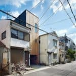 Super Slim Japanese House Comfortable Enough For A Small Family