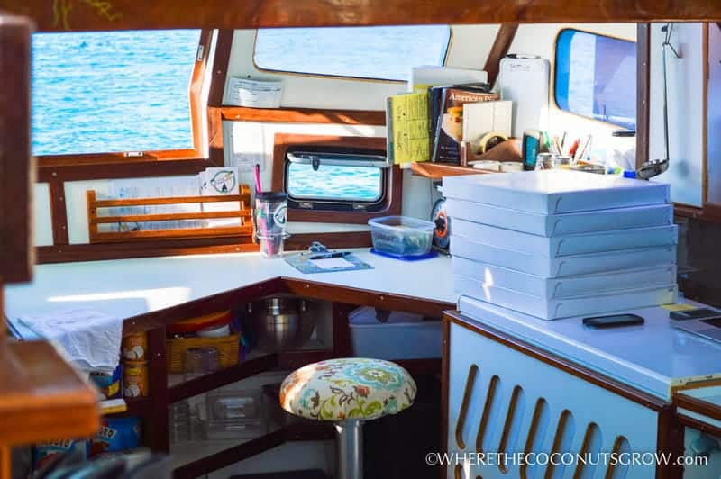 Couple Transforms Their Sailboat Into A Floating New York