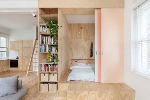 Young Family Finds Balance Between Expense And Comfort In This Small Apartment Remodel