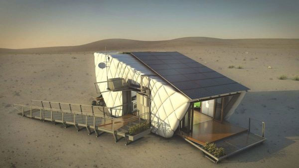 Hanwha Solar CHIP House 1