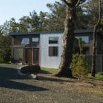 "Ideabox Puts 400sf To Great Use With The ""Northwest"" Prefab"